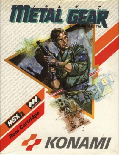 Metal Gear for the MSX2