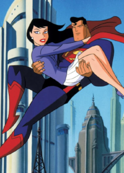 Superman and Lois Lane Animated Series.png