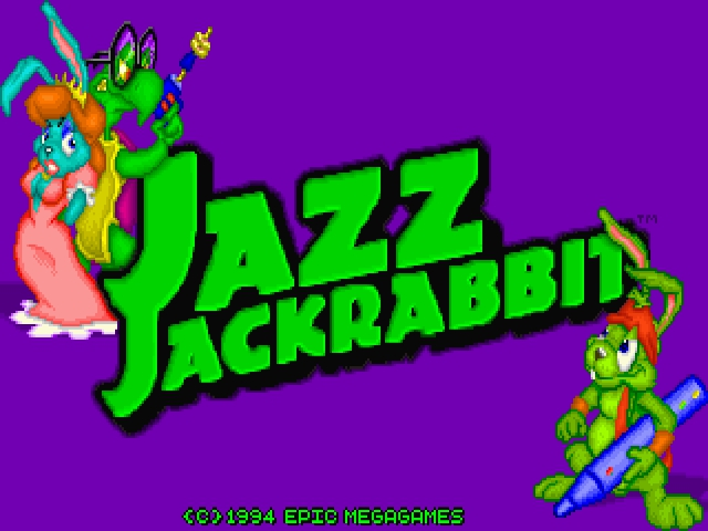 Jazz Jackrabbit title screen.png