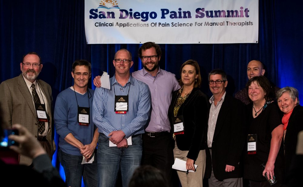 presenters from the 2015 San Diego Pain Summit