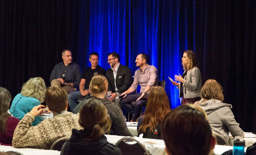 panel of presenters at the 2017 San Diego Pain Summit