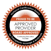 National Certification Board of Massage & Bodywork logo