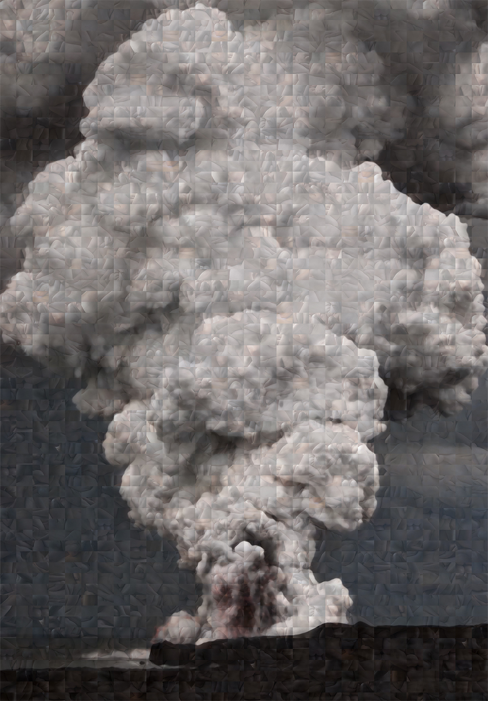 Volcanic Steam Cloud