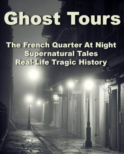 Haunted Tours From $16 — Gators and Ghosts: A New Orleans Tour Company
