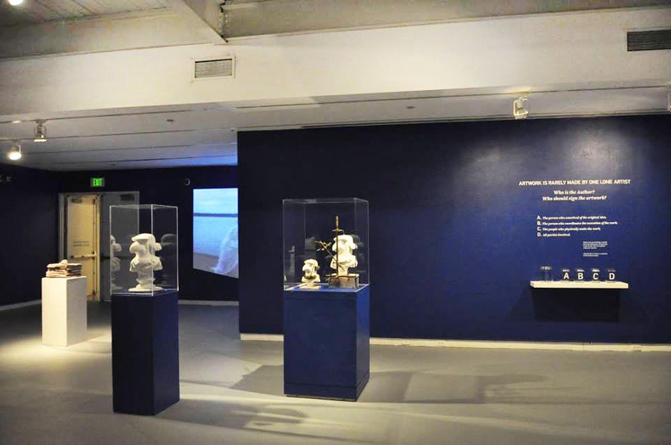 MICA Exhibition Design Seminar
