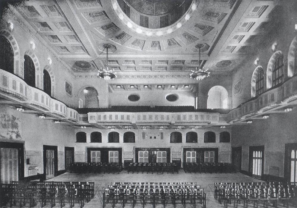 Cinema Volturno circa 1930
