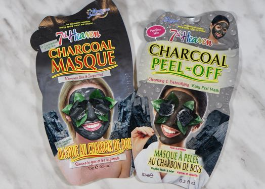Just a few of the many different kinds of 7th Heaven Masques.