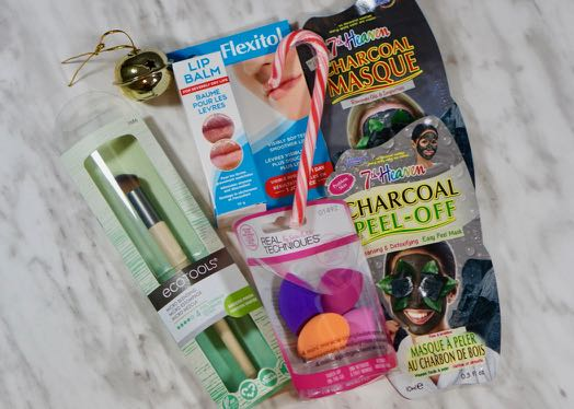 A few of the great beauty things you can find at Farlyco, and your local drug store!