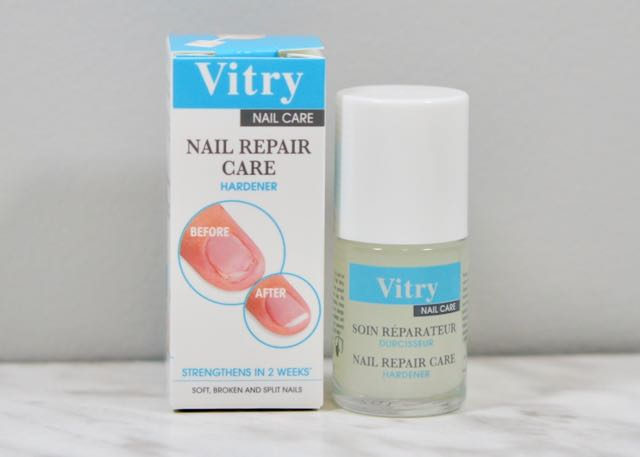 Vitry Nail Repair Care from Nail Polish Canada.