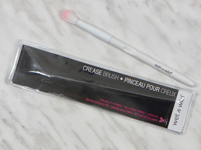 Wet n Wild Crease Brush.