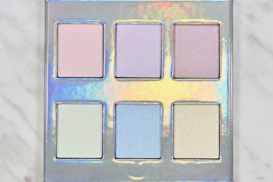 February Boxy Charm-Galaxy Glow-Naked Cosmetics-Holographic Highlighter paletteFebruary Boxy Charm-Galaxy GlowDSC05062.jpg