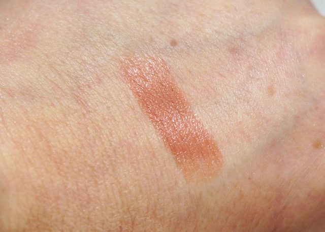 Swatch of Sephora #Lipstories 6-Tan Lines.