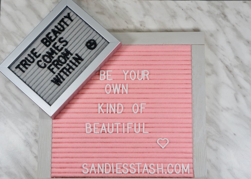My 2 DIY Felt Letter Boards.