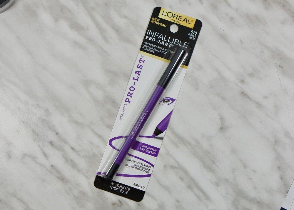 Glam Sense L'Oreal-Infallible Pro Last LinerGlam Sense L'OrealDSC05494.jpg