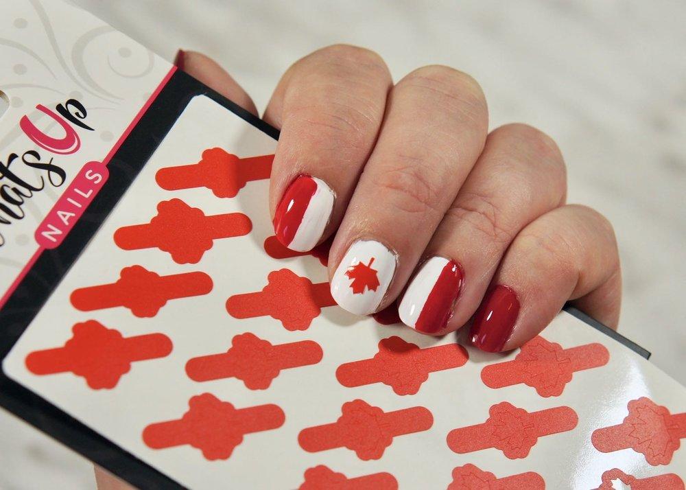 NPC Canada Day Nail ArtDSC06859.jpg