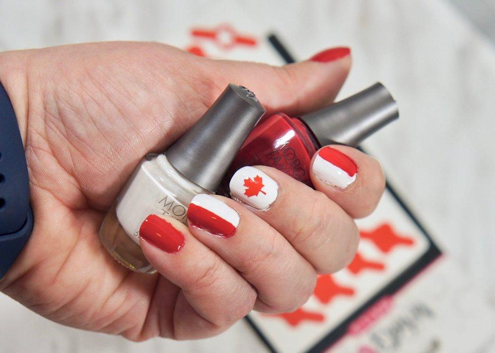 NPC Canada Day Nail ArtDSC06864.jpg