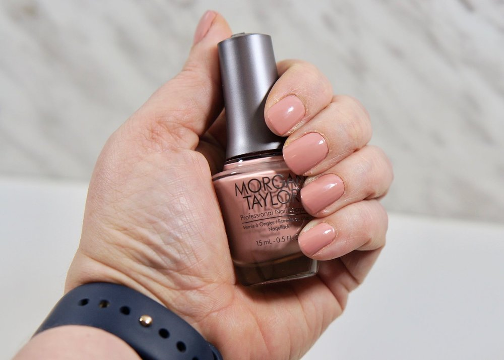 Morgan Taylor 'Hollywood's Sweetheart' from the Forever Fabulous Marilyn Monroe collection.