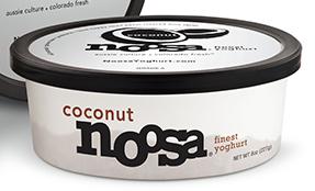 Try using Coconut Noosa Yoghurt - An Australian twist on the Traditional Greek Yogurt. Picture Courtesy ofhttp://www.noosayoghurt.com