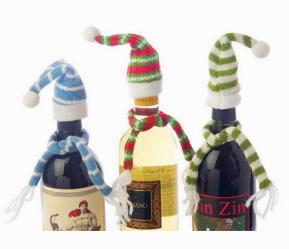 Wine Bottle Toppers