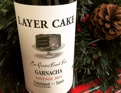 Layer Cake Garnacha Vintage 2011
