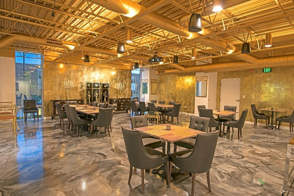 Oasis - Ideal for parties of 7 or more and events