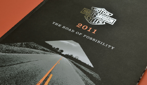 HARLEY DAVIDSON ANNUAL REPORT