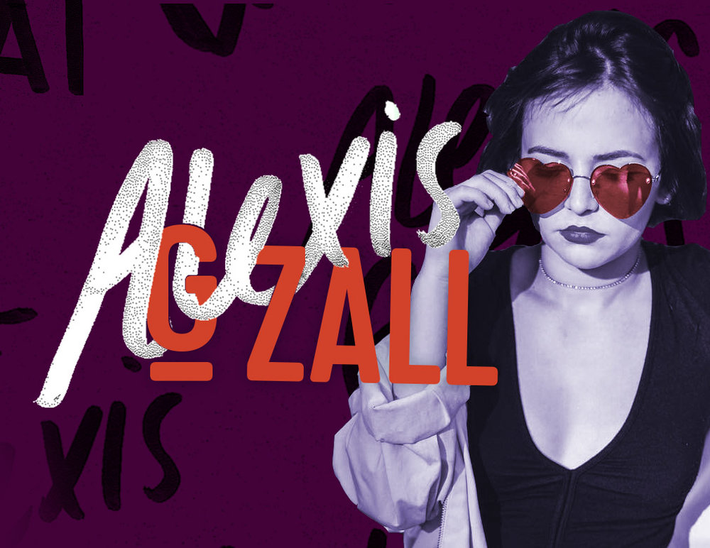 Alexis G Zall Personal Brand