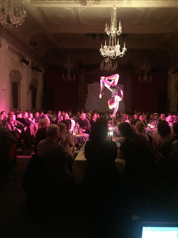 Medium Rare at Bush Hall