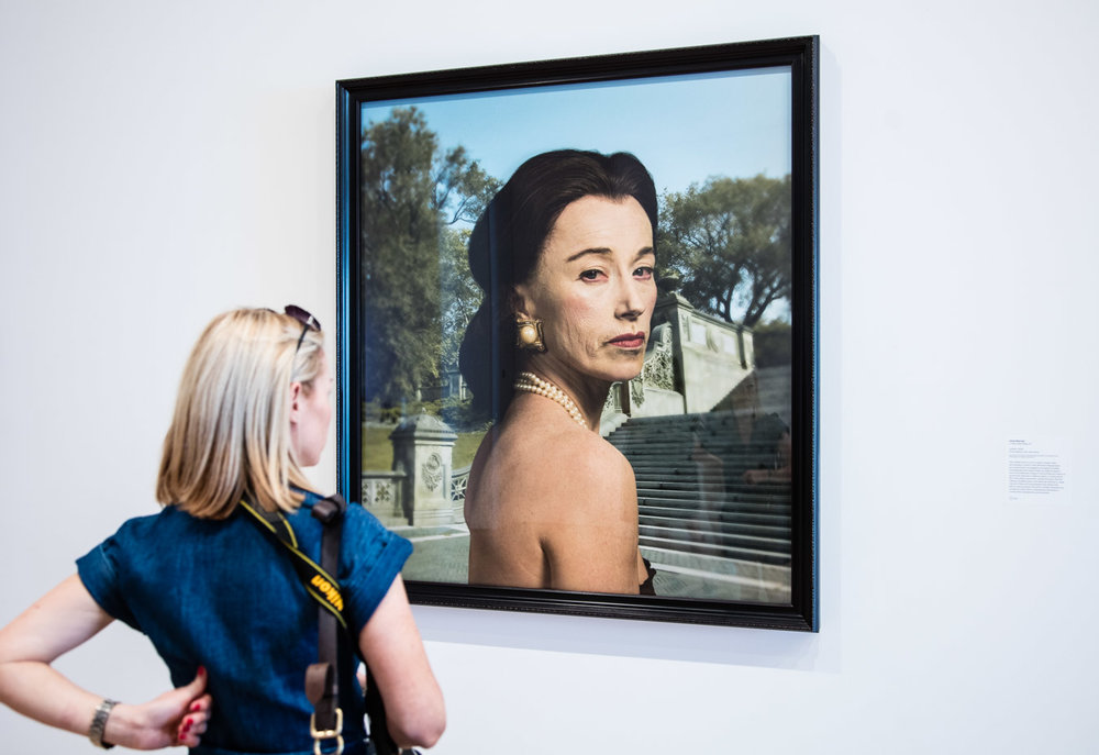 Human Interest: Portraits from the Whitney Collection (Cindy Sherman)