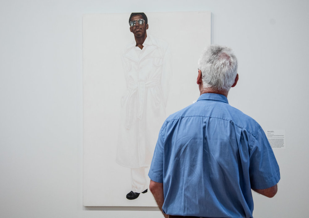 Human Interest: Portraits from the Whitney Collection (Barkley Hendricks)