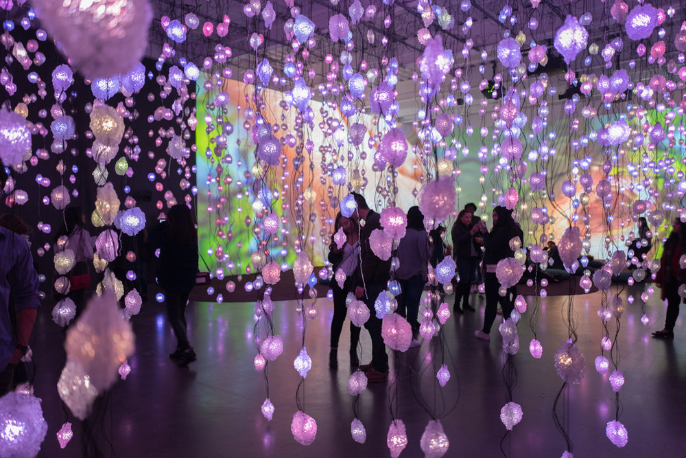 Pipilotti Rist: Pixel Forest at the New Museum