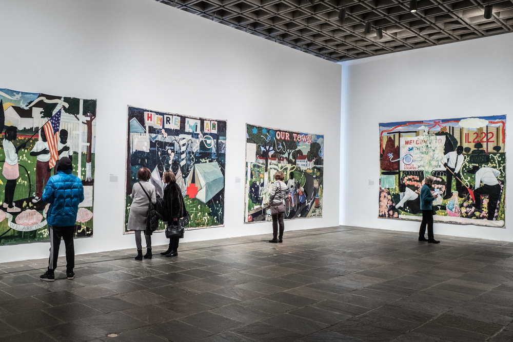 Kerry James Marshall: Mastry at The MET BREUER