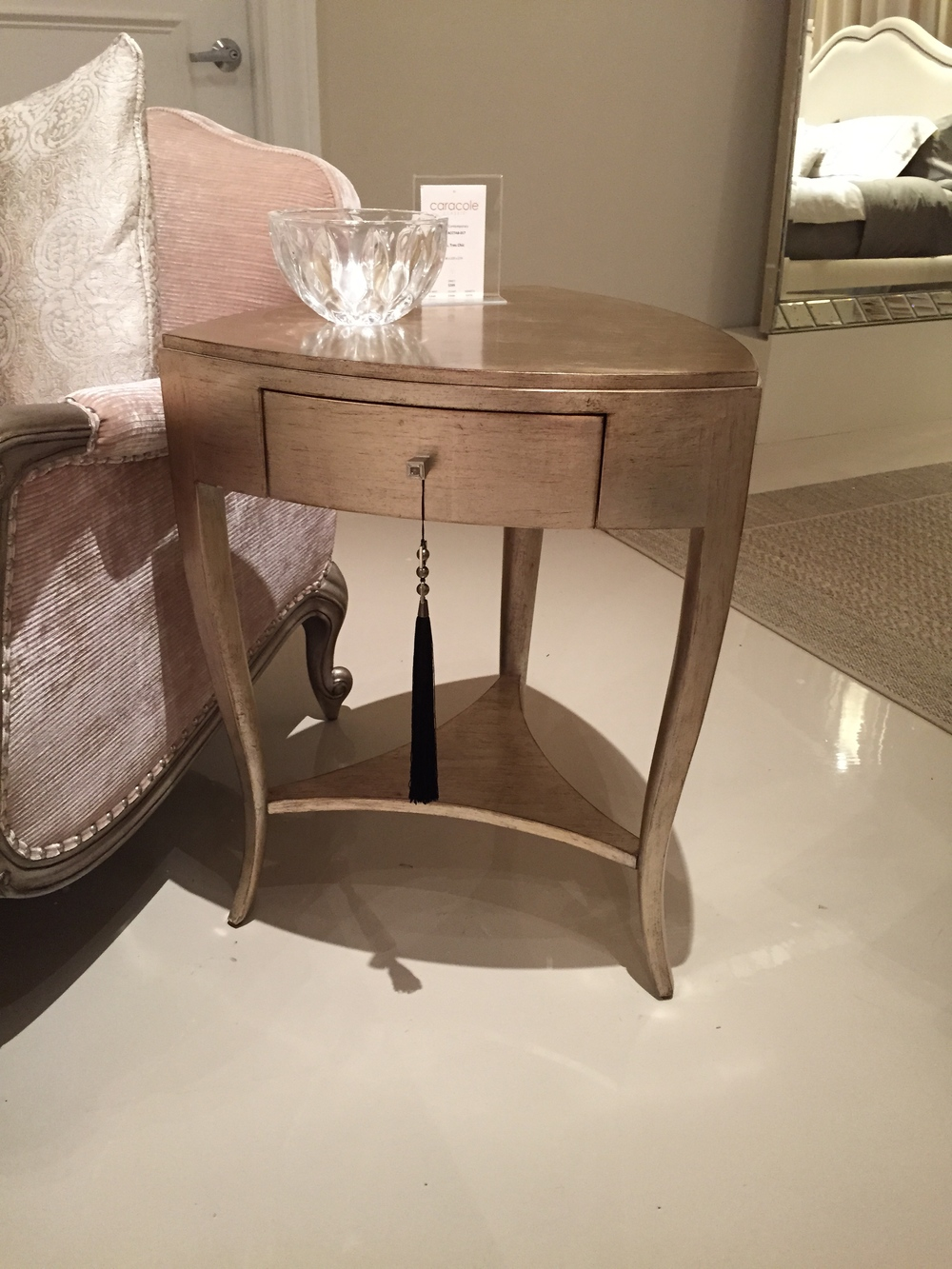 The perfect side table for any space!