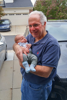 My grandson and me 9-27-2015