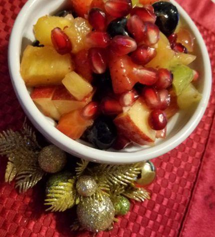 Holiday EXTRAVAGANZA  Debra Walter Fruit Salsa.jpg