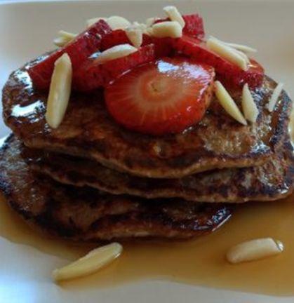 Jeff Tritten, Banana Oat Pancakes #2.jpg