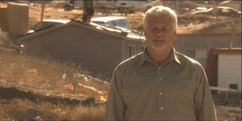 Sean Lambert, President and Founder of Homes of Hope International