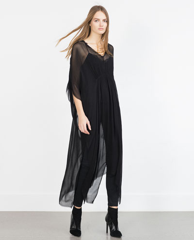 Zara | Loose Fit Tunic