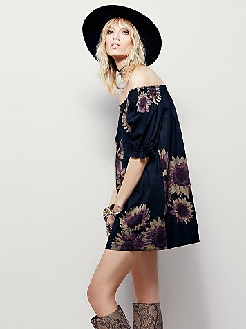 Free People | Clementine Mini Dress