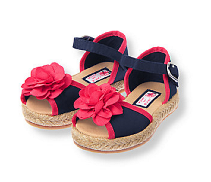 Janie and Jack | Blossom Espadrille