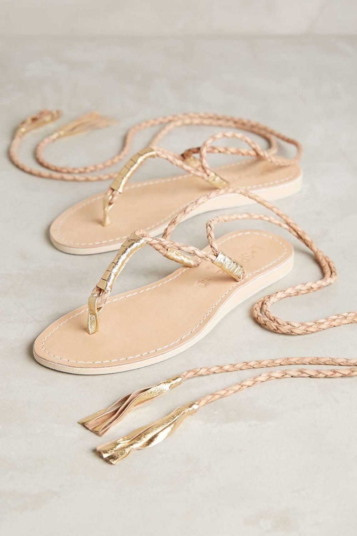 Gili Wrap Sandals