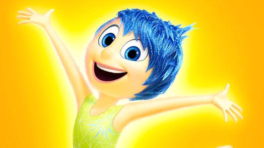 Joy from Inside Out: Voice by Amy Poehler
