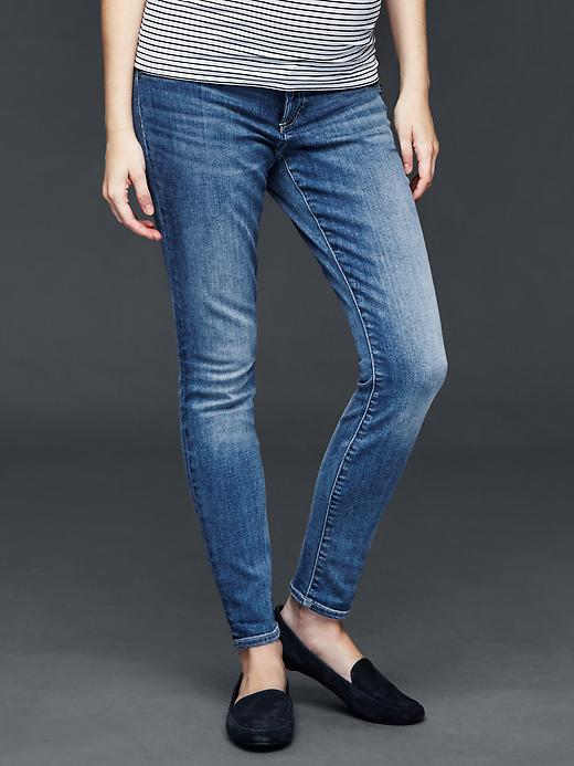 Gap True Skinny w/Inset Panel