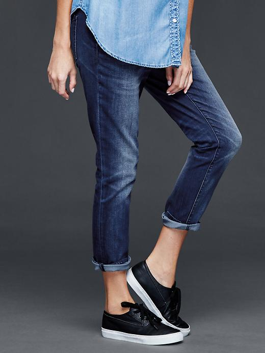 Gap Girlfriend Jean w/Full Panel