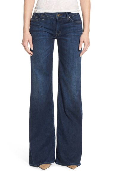 Hudson Jeans 'Piper' Wide Leg Jeans