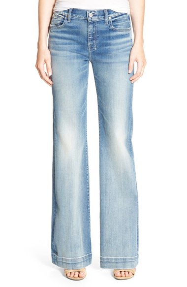 7 For All Mankind 'Dojo' Trouser Jeans