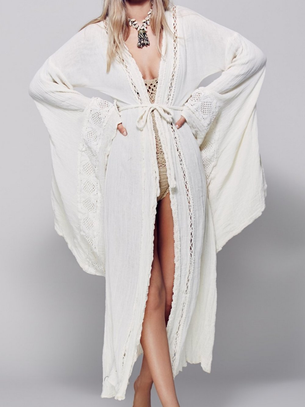 Wood Creek Kimono