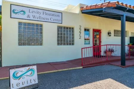 Levity Floatation & Wellness Center