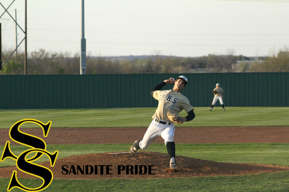 OU-commit Jake Terry is undefeated this season and got the save after pitching two innings against Union.