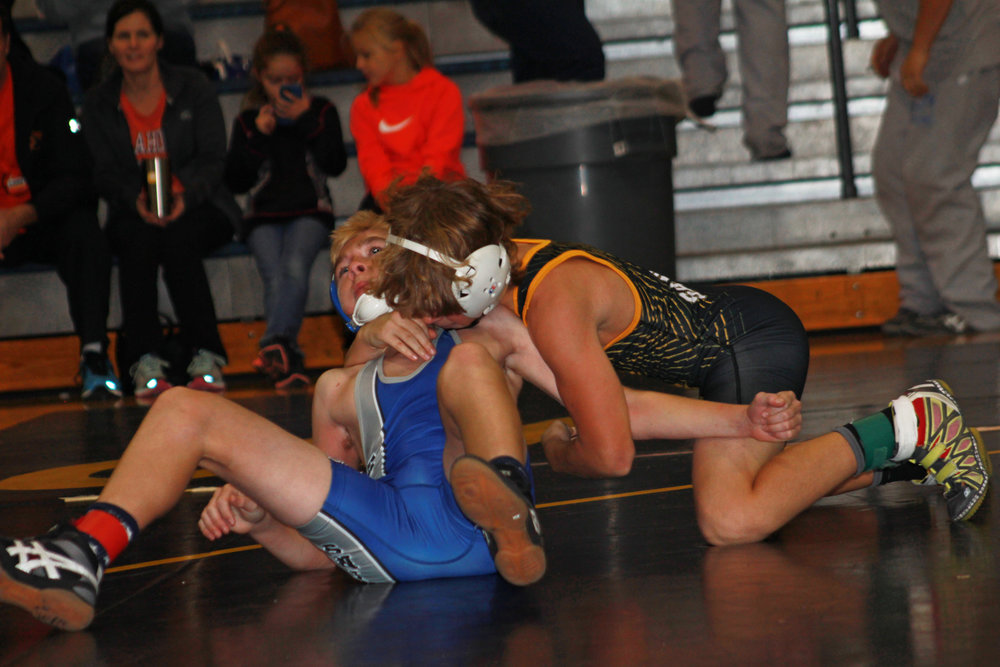 Blake Jones came in State Runner-Up at the OKUSA State Championship this past weekend. (Photo: Scott Emigh).
